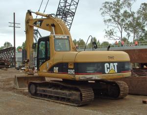 CAT 320